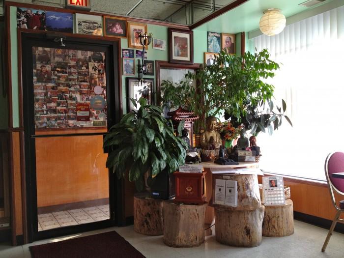 Amitabul Simply Vegan: Korean vegan restaurant in Chicago, Illinois | cadryskitchen.com