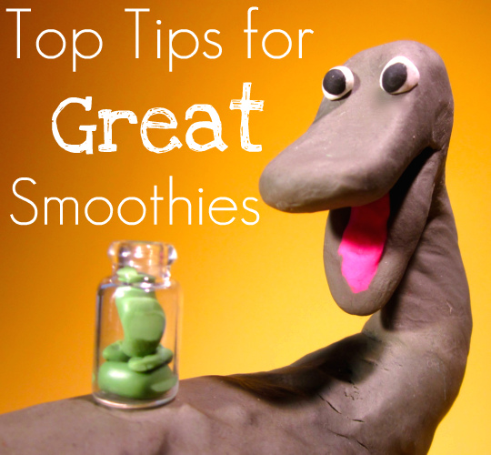 Top tips for great smoothies