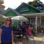 Orlando's Eclectic Pockets:  Dandelion Communitea Cafe