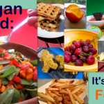 Vegan Food:  It's Just Food