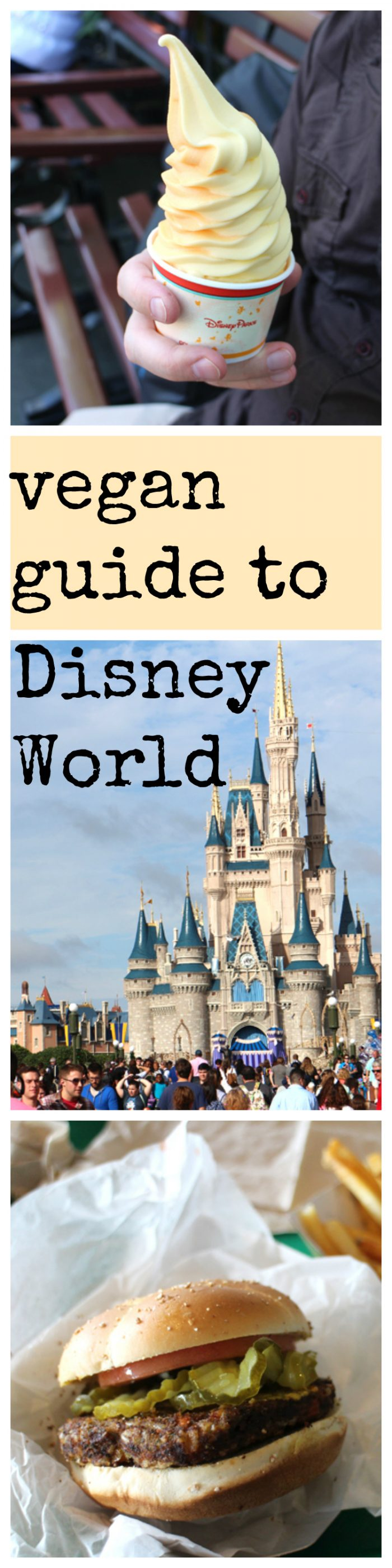 Planning a trip to Disney World? Here's a guide to make finding vegan fare a breeze at the Magic Kingdom. | cadryskitchen.com