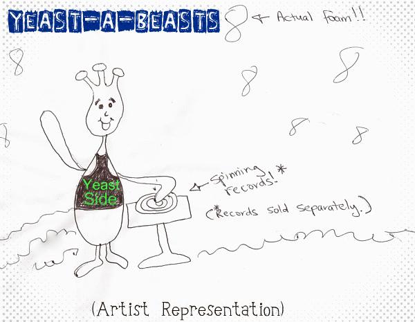 Yeast a Beast