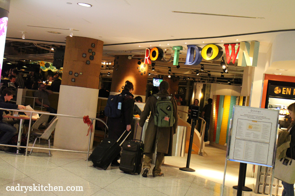 Root Down - Denver International Airport