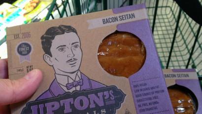 Upton's Naturals Seitan Bacon