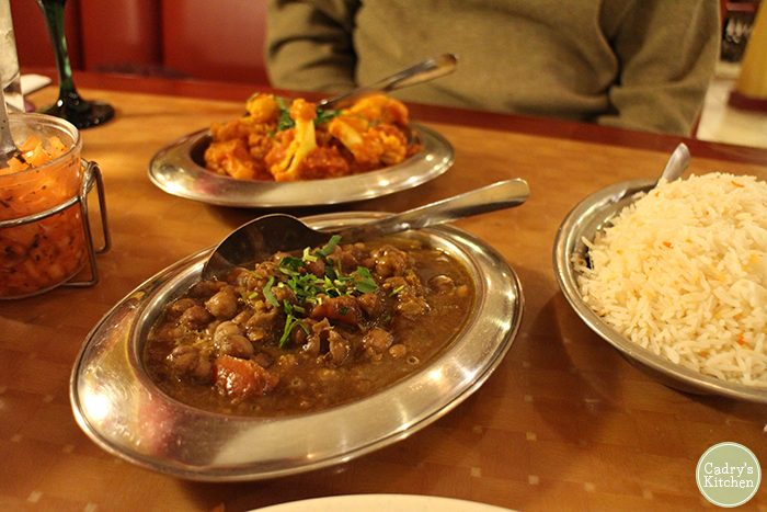 Vegan dining in the Quad Cities: Mantra Indian Cuisine & more | cadryskitchen.com