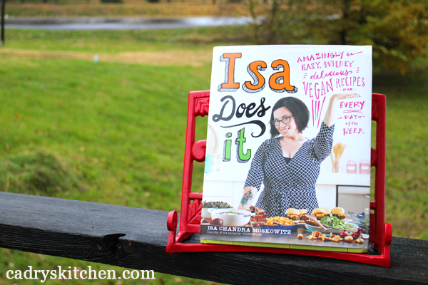 Isa Does It cookbook cover