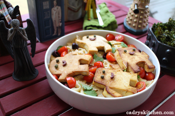 Doctor Who lunch