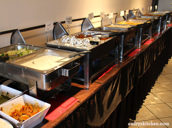 Shree Indian Vegetarian Restaurant Buffet