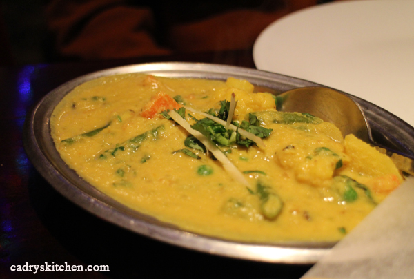 Coconut Curry Shree Indian Vegetarian Restaurant