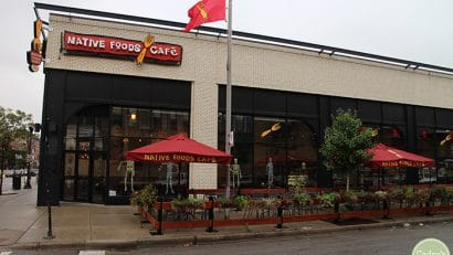 Exterior Native Foods in Chicago, Illinois.