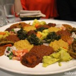 Rahel Ethiopian Vegan Cuisine in Los Angeles
