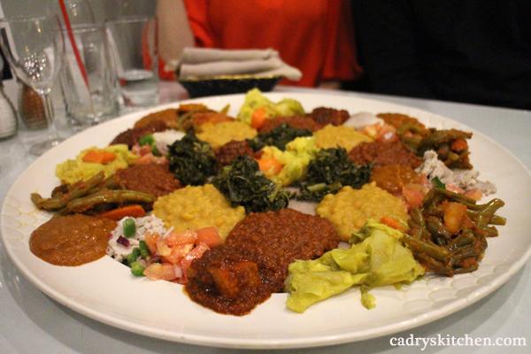 Rahel Ethiopian Vegan Cuisine