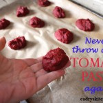 Quick Tip: Freeze Tomato Paste & Never Toss a Moldy Jar Again