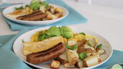 Field Roast breakfast sausage review: A tasty, protein-packed vegan addition to start the day. | cadryskitchen.com