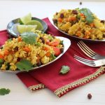 Light & Filling Indian Fried Rice
