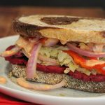 The Radical Reuben Recipe + The New Chicago Diner Cookbook