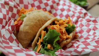 Fried Puffy Tacos