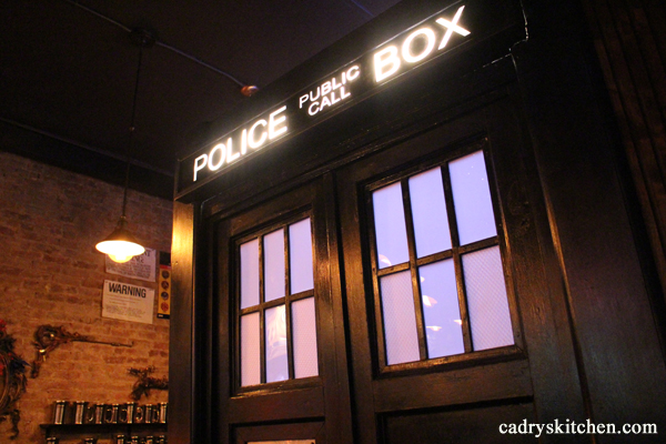 The Way Station - Doctor Who bar in Brooklyn, NY
