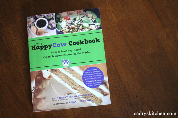 HappyCow Cookbook Review