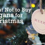 What Not To Buy Vegans For Christmas