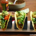Chickpea Tacos: An easy weeknight dinner