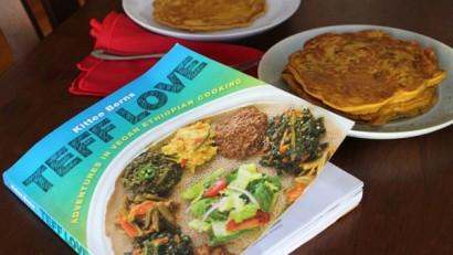 Teff Love: Adventures in Vegan Ethiopian Cooking by Kittee Berns | cadryskitchen.com