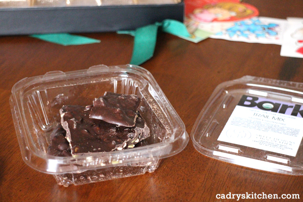 Trail Mix Bars from Sweet Designs Chocolatier