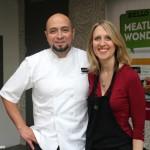 My Day in the Gardein Tasting Kitchen with Chef Roberto Martin