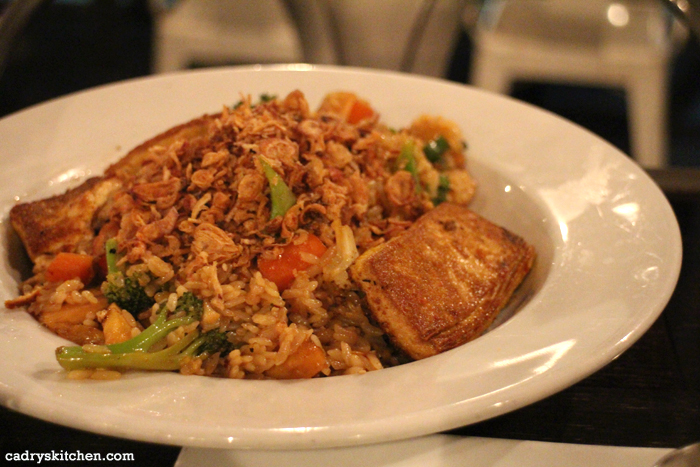 Fried Rice at Sage in Culver City, California