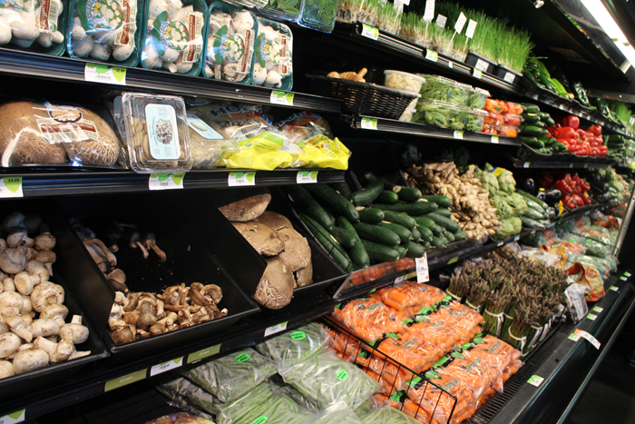 Want to go vegan? Check out this #vegan grocery list. | cadryskitchen.com