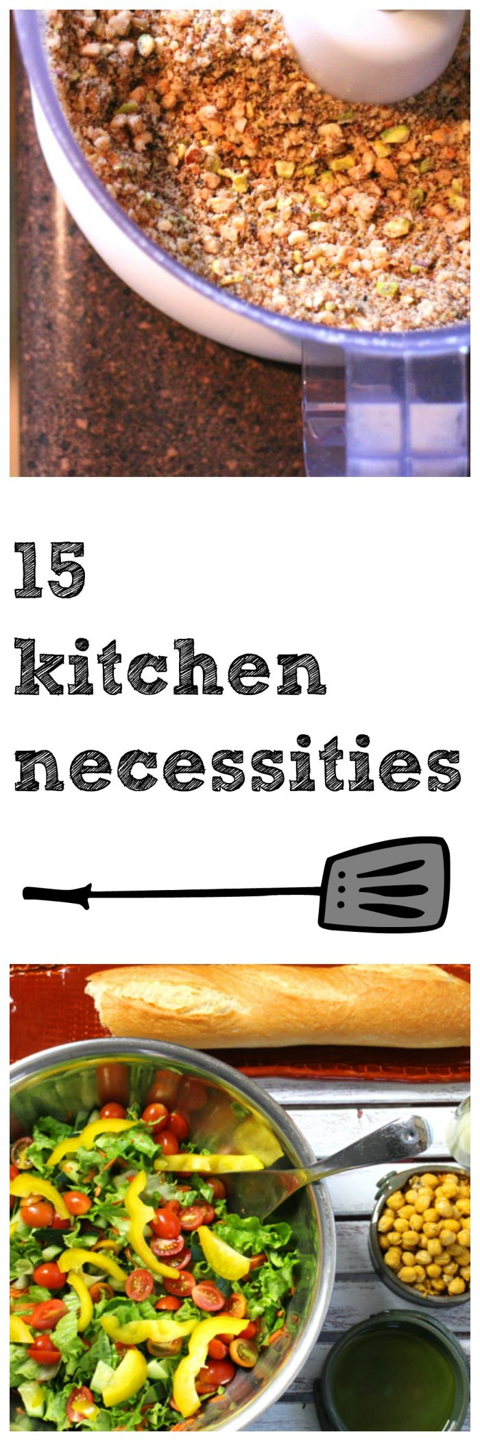 15 kitchen necessities: These are the cooking tools I can't live without in my kitchen. | cadryskitchen.com