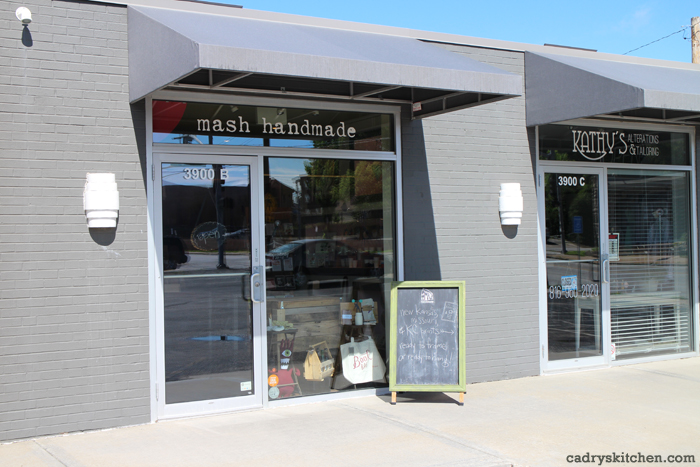Mash handmade + awesome vegan options in Kansas City, Missouri | cadryskitchen.com