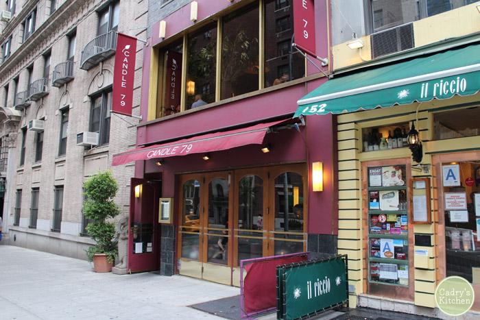 Vegan travel: New York City & Candle 79 | cadryskitchen.com #vegan #candle79 #nyc #travel