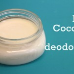 DIY: Coconut Oil Deodorant