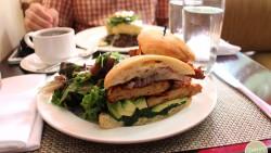 Vegan In New York: Candle Cafe West & Peacefood Cafe | cadryskitchen.com #vegan #newyork #travel