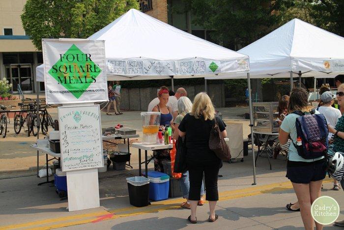 10 vegan-friendly businesses in Iowa City, Iowa   cadryskitchen.com #iowa #vegan #iowacity