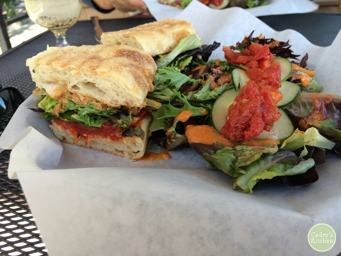 10 vegan-friendly businesses in Iowa City, Iowa | cadryskitchen.com #iowa #vegan #iowacity