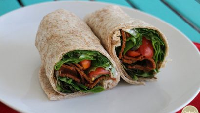 What Vegans Eat: Meals from an average day in my life   cadryskitchen.com #vegan #RealLife
