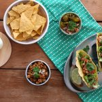 Video: Crowd pleasing chickpea tacos