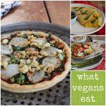 What Vegans Eat: April