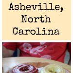Vegan Travel: 24 hours in Asheville, North Carolina. Come along as I visit Plant, Vortex Doughnuts, Rosetta's Kitchen & more! | cadryskitchen.com