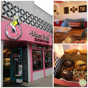 Vegan donuts at Glam Doll in the Twin Cities | cadryskitchen.com