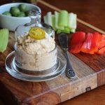Jalapeño Cashew Cheese Spread