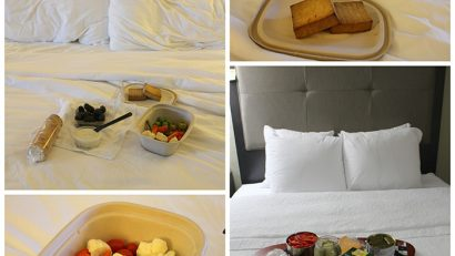 How to eat vegan meals in a hotel, even if you only have a dorm-sized refrigerator   cadryskitchen.com
