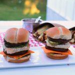 Mini Macs: Vegan Big Mac Sliders
