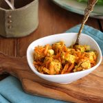 Curried Tofu Salad: Quick & Easy Lunch
