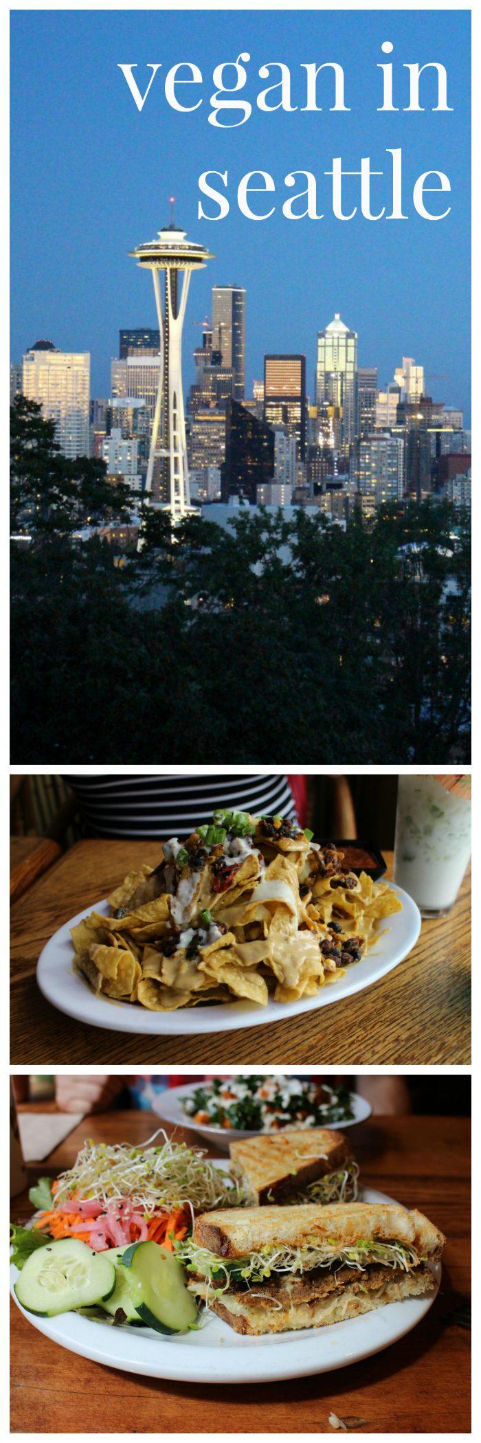 Vegan in Seattle: Highlights from Seattle, Washington. Including vegan restaurants, shops & more | cadryskitchen.com