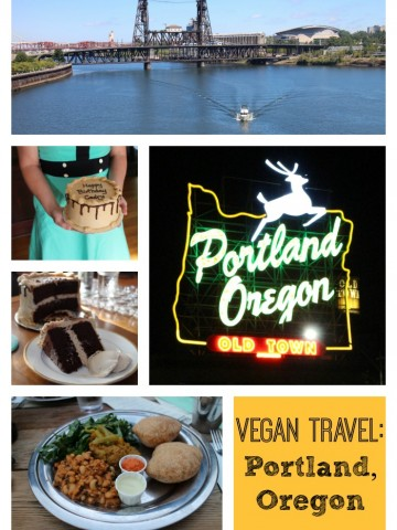 Portland Travel: Things to see, do & eat in Portland. Lots of vegan restaurants, Powell's books, and more! | cadryskitchen.com