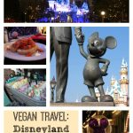 Vegan at Disneyland & Downtown Disney