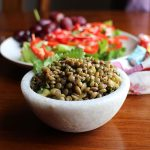 The Best Marinated Lentils + Oh She Glows Every Day